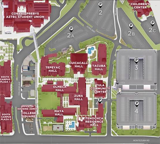 Parking Information | New Student and Parent Programs ...